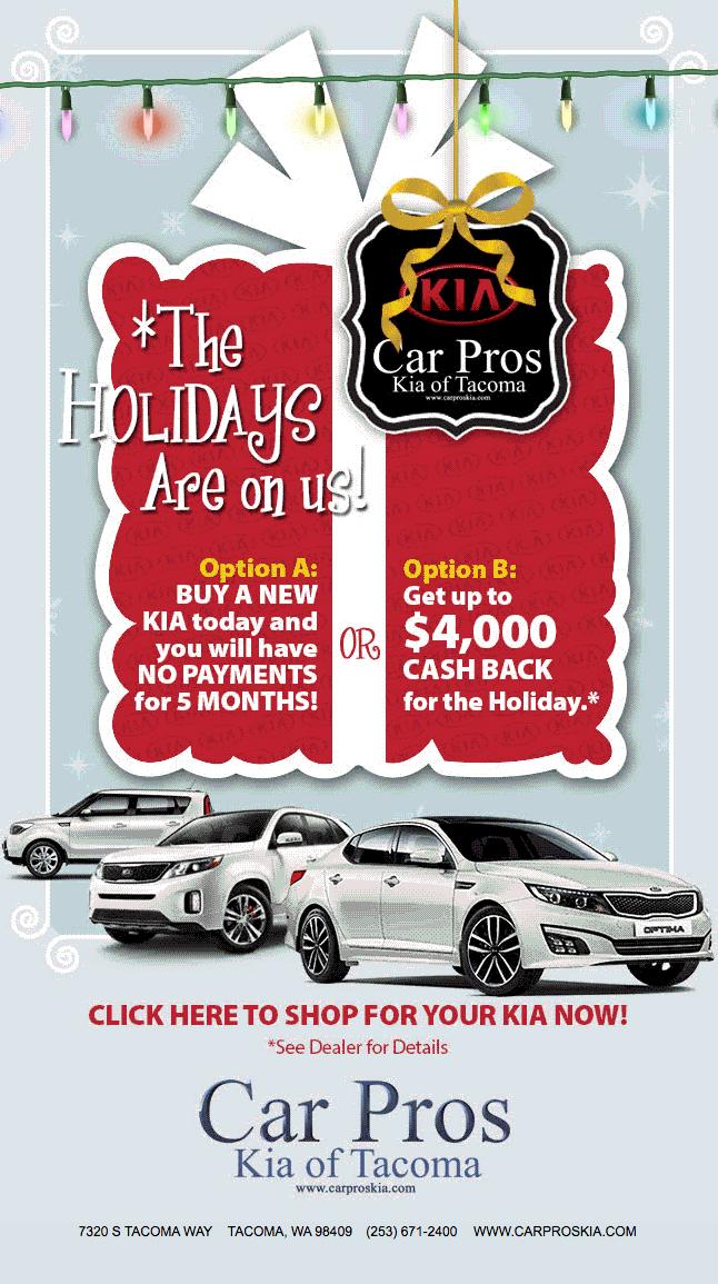 Car Pros Tacoma >> Car Pros Kia Of Tacoma Studio Lxxii